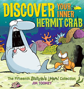 Toomey Jim-discover Your Inner Hermit Cra Us Import Book New