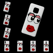 For Huawei Ascend Honor 3d Cute Sexy Lips Eye Back Hard Protective Case Cover