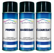 For Mercedes-benz 1798 Sand Beige Met. Aerosol Paint Primer And Clear Compatible