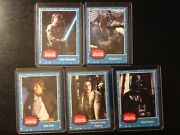 Topps Star Wars Celebration 2019 Exclusive 5 Card Set Limited And Numbered To 99