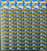 Hot Wheels Limited Edition Otter Pop Series Dairy Deliveryand039s 72 In The Case