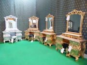 Bespoke French Style Rococo Dressing Table Colour And Size Choices Available