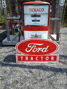 Classic 42 Inch Ford Tractor Sign