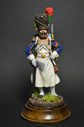 Collection Tin Soldier, Figure 54mm. Minesweeper On Foot Grenadier Imp. Guard