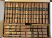 1956 Funk And Wagnalls Univ Std Encyclopedia Set And 1957/58/59 Yearbooks 28 Books