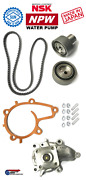 Timing Belt / Cambelt And Water Pump Kit - For S13 200sx Ca18det