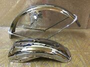 1969 Honda Cb750 Early Diecast Cb750 Four K0 K1 Front And Rear Fender Mud Guards