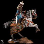 Sultan Of Egypt And Syria Saladin Tin Painted Toy Soldier Pre-sale   Art Quality