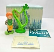 Wdcc Walt Disney Classics Collection Ireland A Merry Jig Its A Small World