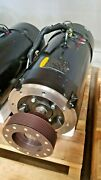 Fadal 15 Hp Spindle Motor W/ Encoder And Cooling Fan Including Pulley Mtr-0109