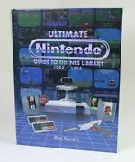 Ultimate Nintendo Guide To The Nes Library 1985-1995 Hardcover Book
