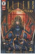 Aliens Music Of The Spears 1 1994, Dark Horse Signed By Tim Bradstreet
