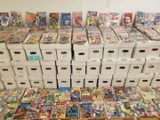 Comic Books Marvel Dc And Some Indi. 1979-1993. Bronze Age. Lot Of 30