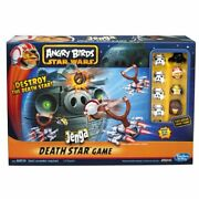 Angry Birds Star Wars Jenga Death Star Game [parallel Import Goods]f/s
