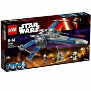 Lego Lego Star Wars Resistance X-wing Fighter Of 75,149f/s
