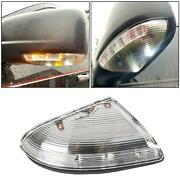 Left Driver Mirror Turn Signal Light Lamp For 09-14 Dodge Ram 1500 And 10-14 2500