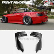 For Honda S2000 Ap1 Ap2 Rb Style Frp Wide Body Kits Front Fender Mudguards