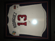 Alex Rodriguez World Classic Signed Jersey