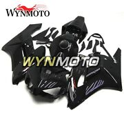 Black Fire Blade Cowlings For Honda Cbr1000rr 2004 2005 04 05 Motorcycle Panels