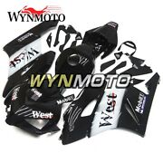 West Black White Body Work For Honda Cbr1000rr 2004 2005 04 05 Sportbike Fairing