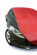 Usa Made Car Cover Red/black Fits Chevrolet Cobalt 2010 2009 2008 See Chart