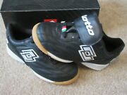 Lotto Diablo Jr Kids Youth Indoor Soccer Cleat Shoes B1215 Vintage New Nos
