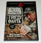 The Best And Worst Of Tred Barta Hunting Fishing Hunter Fisherman 2 Dvd Set New