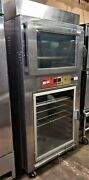 Nu-vu Confection Oven And Proofer Combo