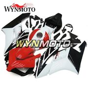 Red White Black Cowlings For Honda Cbr1000rr 2004 2005 04 05 Autocycle Panels