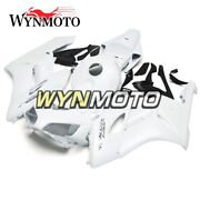 White Panels For Honda Cbr1000rr 2004 2005 04 05 Cowling Motor Bicycle Body Work
