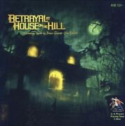 Betrayal At House On The Hill - 2nd Edition - Brand New Free Priority Shipping