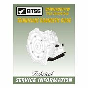 Atsg Tf60-sn/09g/09m Diagnosti Transmission Diagnostic Guide Does Not Include