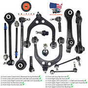 Heavy Duty Set 20 Pcs Complete Front Suspension Kit For Dodge Charger 2009 Rwd
