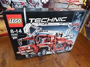 Lego Technic Model Set 8289 Fire Truck New Complete Sealed