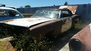 1968 Ford Galaxie 500 Convertible Right Door Hinge Parting Out Complete Car