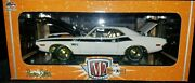 M2 R53 Detroit Muscle 1970 Dodge Challenger T/a Chase 1/500 340 6-pack Htf Nib