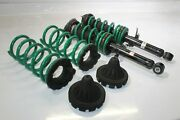 2008 Infiniti G37 Coupe Tein Lowering Spring Shock Strut Assembly Set L1161