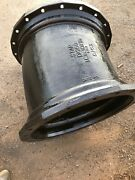 """30"""" Mechanical Joint Mj 11-1/4 Degree Bend Ductile Iron C153 Di250 Star China"""