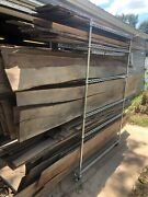 Barn Dried Walnut Lumber 1/4 To 1/2 Thick, Up To 12+ Width And Most 8'+ Long