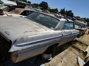 1962 Oldsmobile Ninety Eight 98 4dr Left Door Hinge Parting Out Complete Car