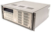 Keithley 7002 Modular 10-slot Switch System Chassis 4u Rackmount Parts