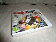 Cubic Ninja 3ds Game Uk Release New Factory Sealed Rare