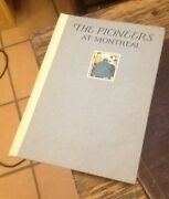 The Pioneers At Montreal Bell Telephone Canada 1920 First Free Us Shipping Rare