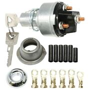 American Autowire 500927 Ignition Switch Kit Universal Ford