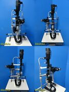Marco Inst Marco V Slit Lamp W/ Haag-streit Tonometer And 10x Eye Pieces 19254