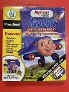 My First Leap Pad Jay Jay The Jet Plane High-flying Adventures New