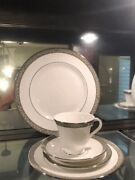12 Waterford Laurel Place Settings Never Used And In Original Boxandnbsp