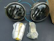 Nos Gm 1973-87 Chevy Gmc Truck Accessory Fog Driving Lights 76 77 78 79 80 Lamps