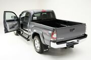 Running Board-crew Cab Pickup Amp Research 75142-01a Fits 2005 Toyota Tacoma