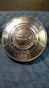 73-87 Chevy Gmc Truck 12 Vintage Dog Dish Poverty Hubcap 4x4 Front Oem 1